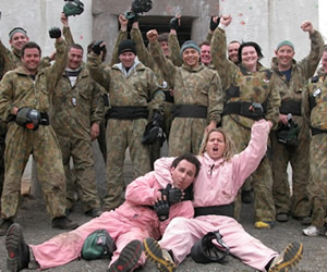 Paintball Skirmish Wanneroo