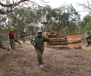 Paintball Skirmish Geraldton