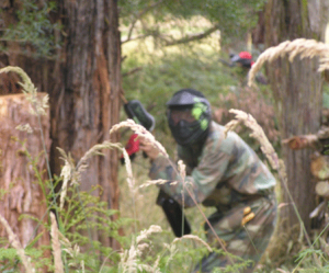 Paintball Skirmish Churchill