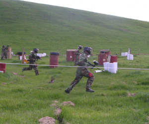 Paintball Skirmish Chain Valley Bay