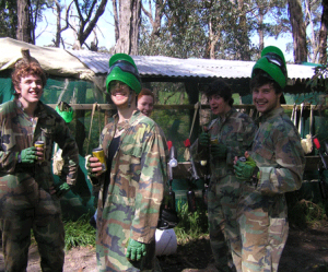 Paintball Skirmish Port Fairy