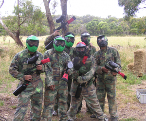 Paintball Skirmish Mullumbimby