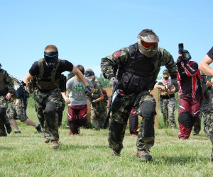 Paintball Skirmish Boyne Island