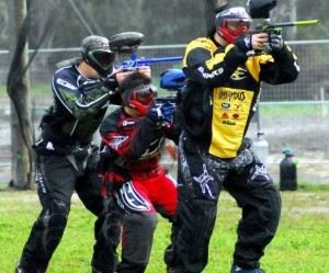 Paintball Skirmish Moranbah