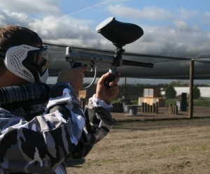 Paintball Skirmish Tenterfield