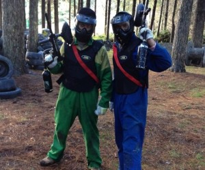 Paintball New Zealand