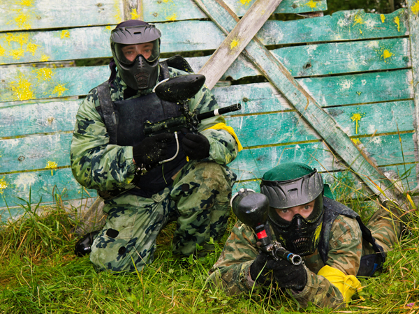 Paintball Skirmish Newman