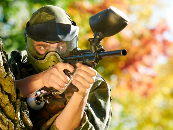 Paintball Skirmish Atherton