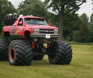 Monster Truck Driving United Kingdom