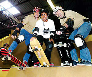 Skateboarding United Kingdom