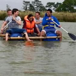 Raft Building United Kingdom