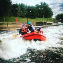 White Water Rafting United Kingdom
