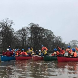 Canoeing United Kingdom