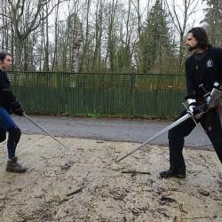 Sword Fighting United Kingdom