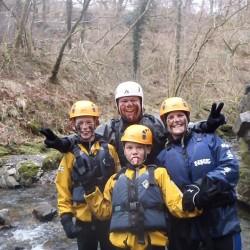 Gorge Scrambling United Kingdom