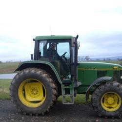 Tractor Driving United Kingdom