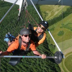 Paragliding Nottingham