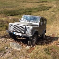 4x4 Off Roading United Kingdom