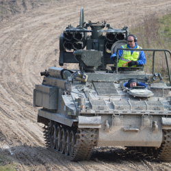 Tank Driving United Kingdom