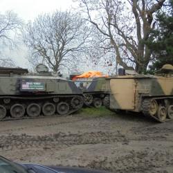 Tank Driving United Kingdom