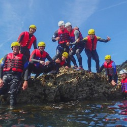 Coasteering United Kingdom