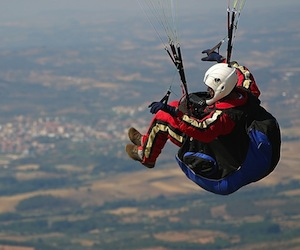 Parachute Jumping United Kingdom