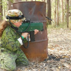 Paintball Skirmish Bendigo