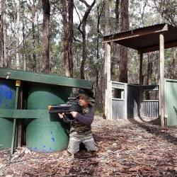 Paintball Skirmish Salamander Bay