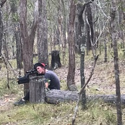 Paintball Skirmish Mount Isa