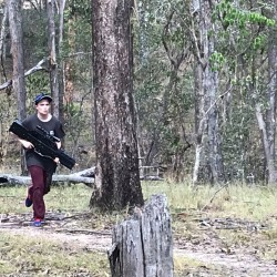 Paintball Skirmish Cessnock