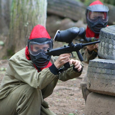 Paintball Cowbridge, South Glamorgan