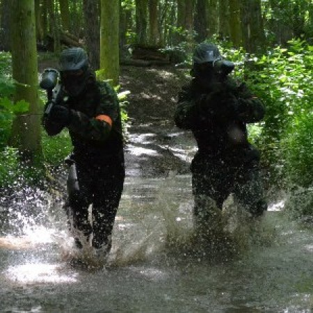 Paintball Derby, Derbyshire