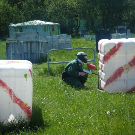 Paintball Preston, Lancashire
