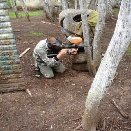 Paintball Warwick, Warwickshire