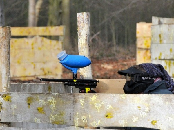 Paintball Leeds, West Yorkshire