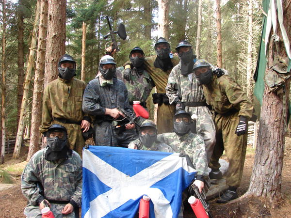 Paintball Inverness - Farr, Highland