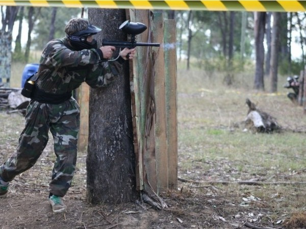 Paintball Camden, New South Wales, 0