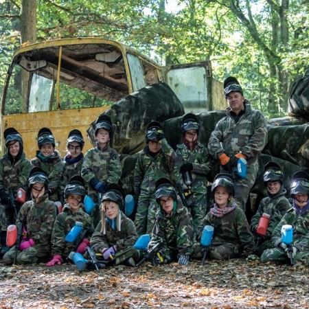 Paintball Leominster,