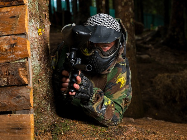 Paintball Gloucester, Gloucestershire