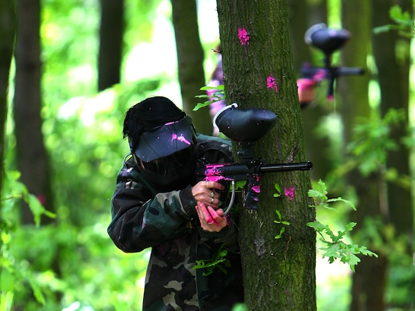 Paintball Shropshire - Shrewsbury, Shropshire