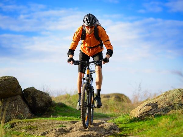 Mountain Biking Llangollen, Clwyd
