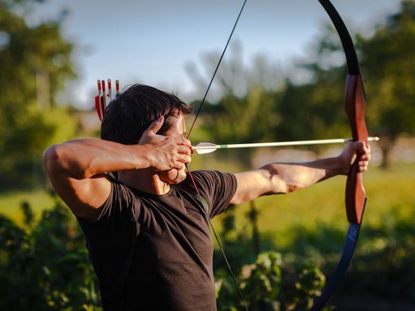 Archery Brandesburton, Nr Driffield, North Humberside