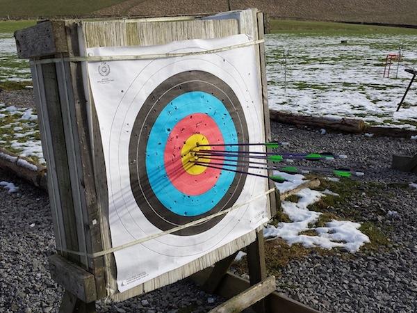 Archery Skipton, North Yorkshire