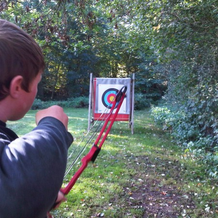 Archery Hanbury, Worcestershire , Worcestershire