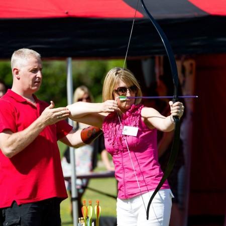 Archery Birkenhead, Merseyside