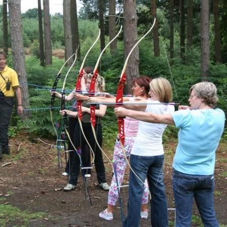 Archery Nottingham - Mansfield, Nottinghamshire
