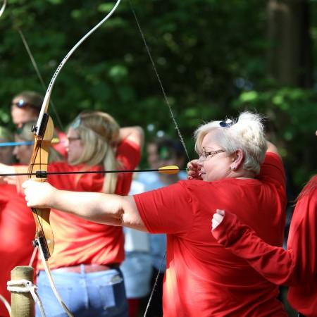 Archery Malpas, Cheshire, Cheshire