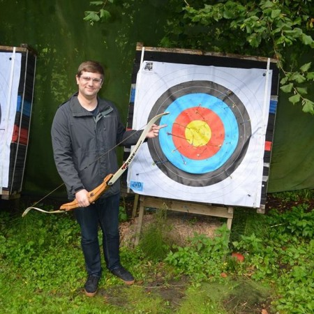 Archery Cribbs Causeway, Avon
