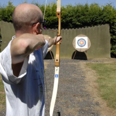 Archery Riseley, Nr Milton Keynes, Bedfordshire
