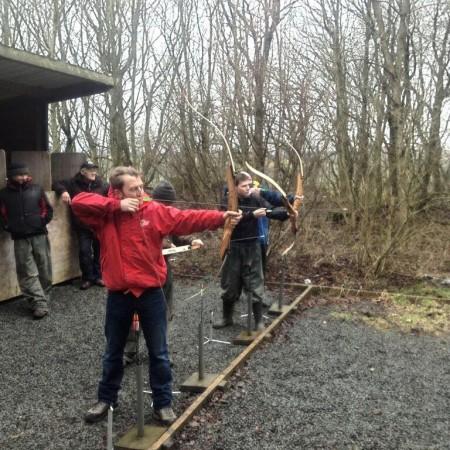 Archery Old Hutton, Nr Kendal, Cumbria